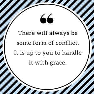 handle conflict grace thoughtfully sought
